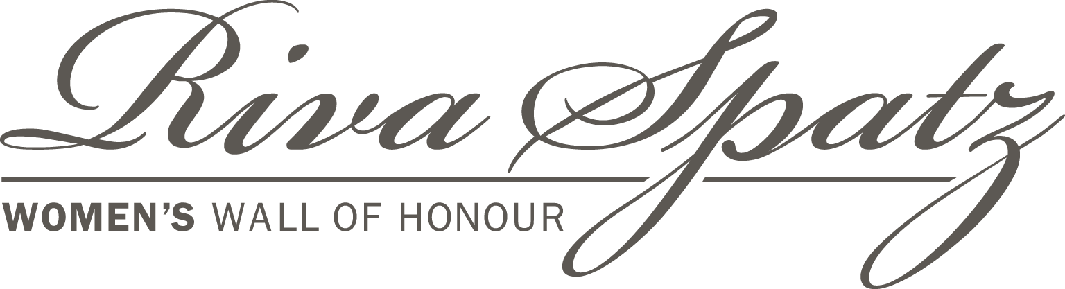 Riva Spatz Women's Wall of Honour Logo